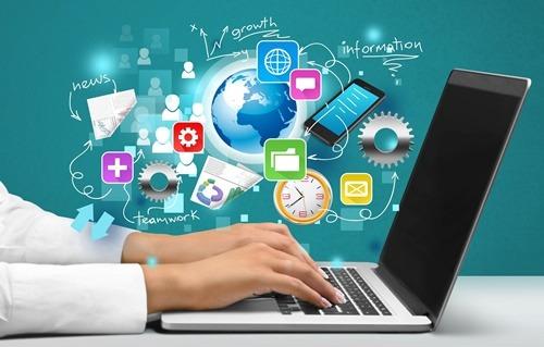 ใช้เทคโนโลยีต่างๆเพื่อพัฒนาองค์กร