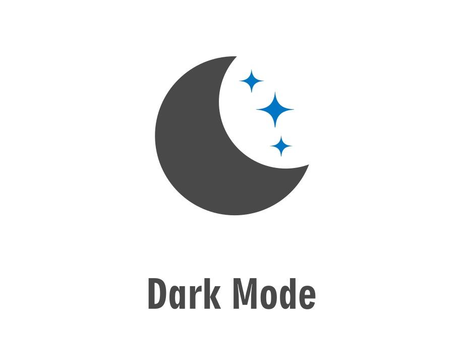 Darkmodeประหยัดพลังงาน